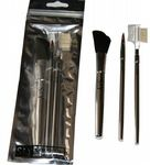 12 x S.T.Y. Designs 3 Piece Brush Set | Blusher, Lip & Brow | = 36 brushes